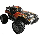 rc mega monster truck 1 4 4x4 rtr 35ccm 4ps 80km h. Black Bedroom Furniture Sets. Home Design Ideas