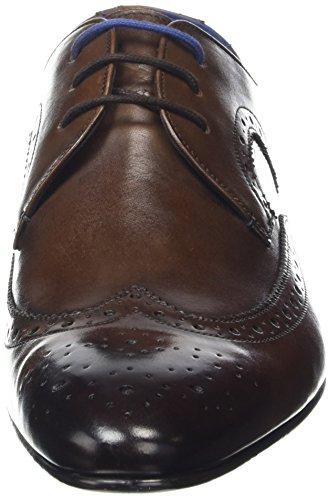 Uomo Oakke Baker Ted Marrone Scarpe Stringate brown gRanxqF