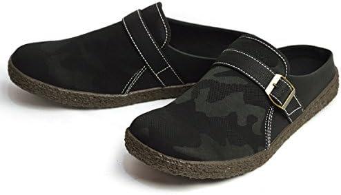 サボサンダル メンズ スリッポン クロッグ サンダル スニーカー シューズ アウトドア 通気性 軽量 靴