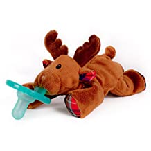 WubbaNub Pacifier-Reindeer