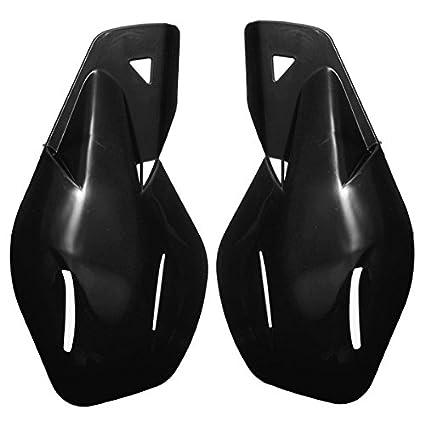 JenNiFer Motorcycle ATV Bike Hand Guard Handguard Protector 22mm 7//8inch Handlebar Universal Carbon Fiber