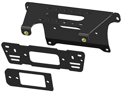 (KFI 101345 Winch Plow Mount)