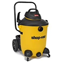 Shop-Vac 5951400 6.5 Peak hp Wet/Dry Vacuum, 14 gallon, Yellow/Black