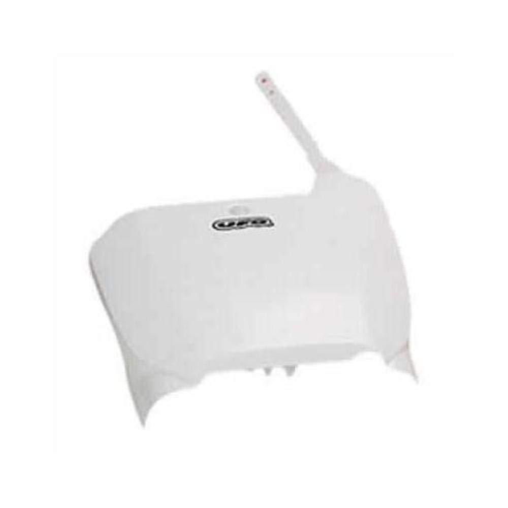 for Honda F #Plate CR 2000 White UFO HO03666041 Replacement Plastic