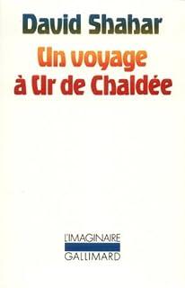 Le palais des vases brisés [2] : Un voyage à Ur de Chaldée, Shahar, David