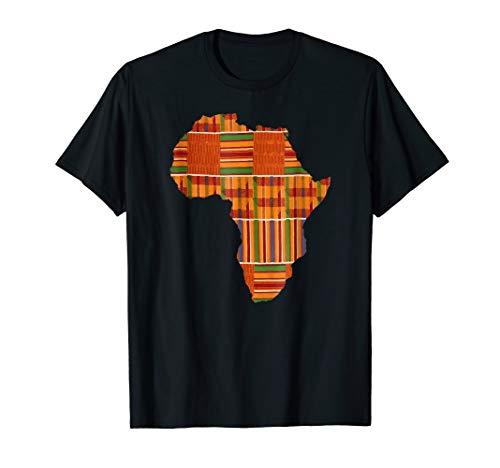 AFRICA Shirt, Africa Tee, Africa T-Shirt, Map Of Africa (Map T-shirt Africa)