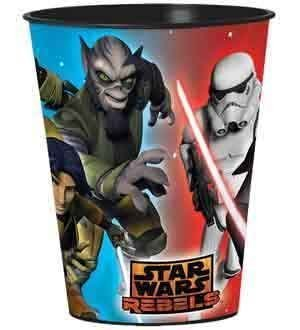 Star Wars Rebels Favor Cup [12 Retail Unit(s) Pack] - 421841