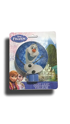 Disney Frozen Night Snowflake Background product image