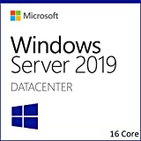 Windows Server 2019 Datacenter 16 Core | Retail Media | with 25 CAL: more info