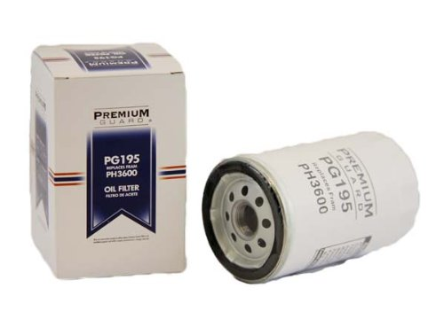 Premium Guard PG195 Engine Oil Filter
