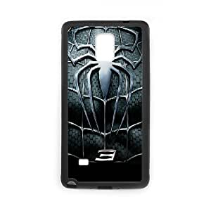 Diy Phone Cover Spider-Man for Samsung Galaxy Note 4 N9100 WER379525