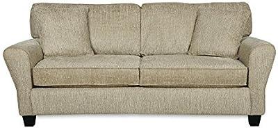 Amazon Com Benchcraft Dahra Contemporary Upholstered