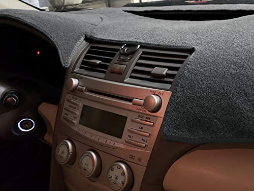 Dashboard Cover Dash Cover Mat Pad Custom Fit for Toyota