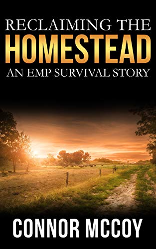 Reclaiming The Homestead: An EMP Survival story (BEYOND THE GRID Book 3) by [Mccoy, Connor]
