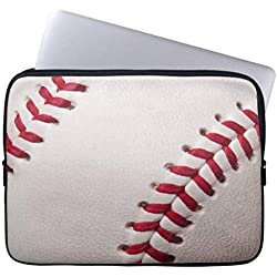 Baseballs Customize Baseball Background Template Modern Laptop Case 10 10.8 Inch Laptop Sleeve Soft Protective Neoprene Bag