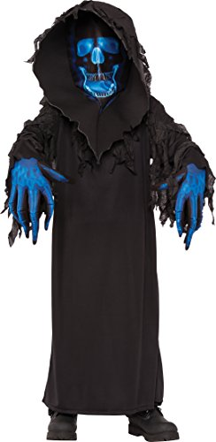 Rubie's Costume 630933-M Child's Skull Phantom Costume, Medium, -