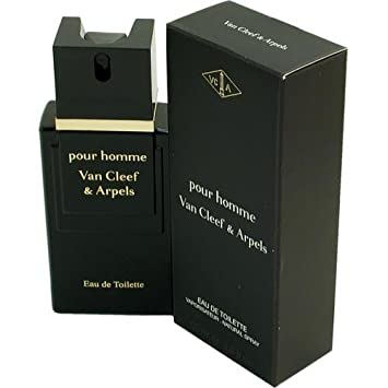 Van Cleef By Van Cleef Arpels For Men. Eau De Toilette Spray 1.7 Ounces