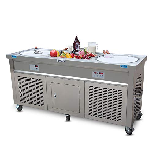Free shipment CE ROHS 50cm double round pans+10 precooling tanks thailand...