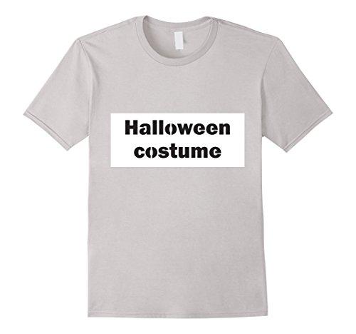 Halloween Costumes Men Subtle (Mens Generic Halloween Costume Funny T-Shirt 3XL)