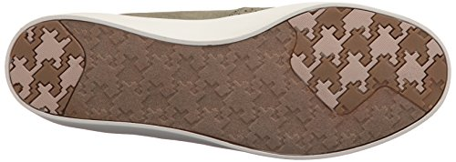 Dr. Scholl's Shoes Women's Madison Sneaker, Willow Microfiber Perforated, 9.5 M US