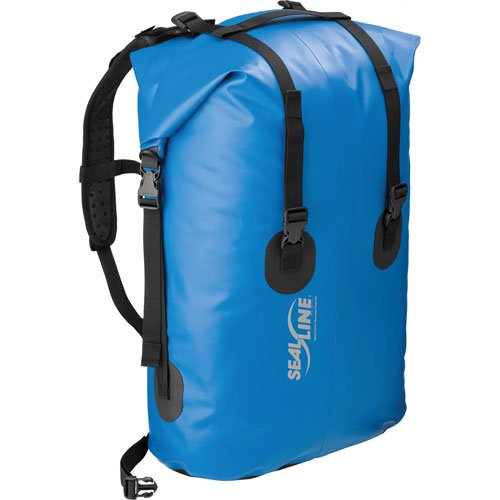 SealLine Boundary Portage Pack Green 70L by SealLine