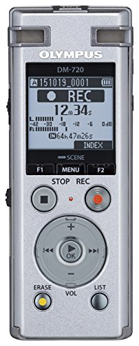 Olympus Digital Dm-720 Voice Recorder for sale  Delivered anywhere in USA