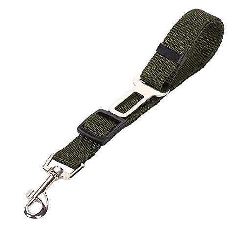Seguridad guiar. Mascotas Perros 70 cm/Cinturón de Seguridad Arnés ...