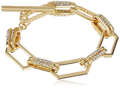 t-tahari-gold-crystal-pave-link-bracelet7