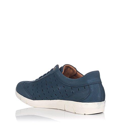 Scarpe Leather Kangaroos Blue 74 930 0wqUqp