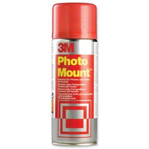 3M PMOUNT - Photo Mount Adhesive Spray CFC-Free 400ml PM400