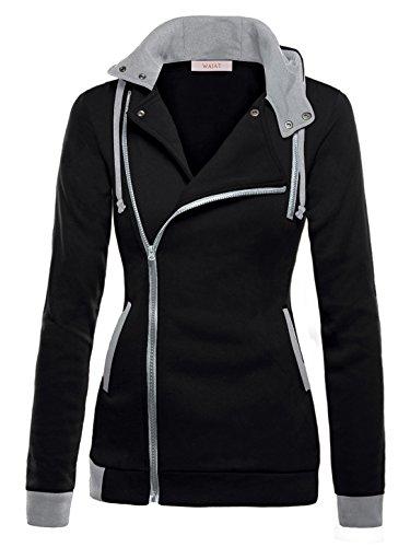 Zip Hood Sweatshirt - 3