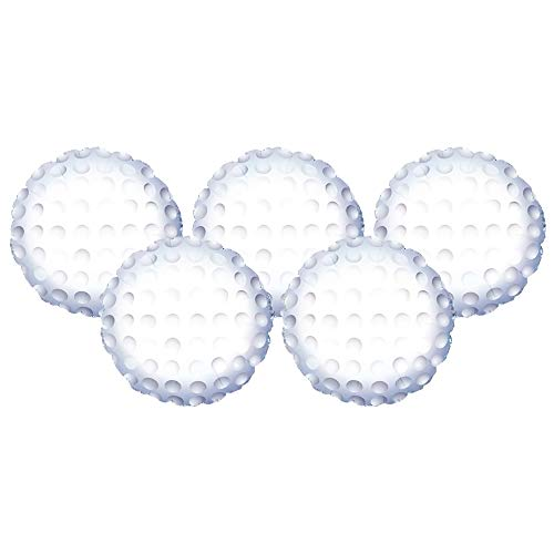 (Set of 5 Golf Ball Sports 18