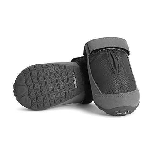 Ruff Booties Dog Wear - RUFFWEAR - Summit Trex, Twilight Gray, 2.0 in (4 Boots)