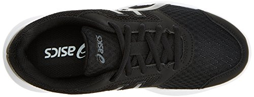 Asics Stormer 2, Zapatillas de Running Para Mujer Negro (Blackcarbonwhite 9097)