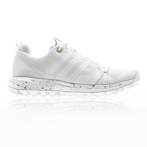 Femme Adidas Trail Agravic Terrex white De W 6 Blanc Weiß 5 Chaussures Uk 7rr5YwXWq