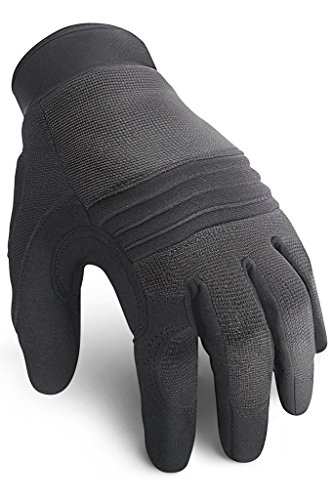 Premium Mechanic Duty Gloves with Padded Knuckles, Reinforced Palm, Firm Tool Grip, High Stretch Spandex Back, Perfect Fit Flexibility, Great Wear to Work, Safety Protection, All Purpose Tactical Gear
