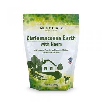 Dr Mercola - Tierra diatomáctica con aguja, 453,5 g, 1 bolsa: Amazon ...