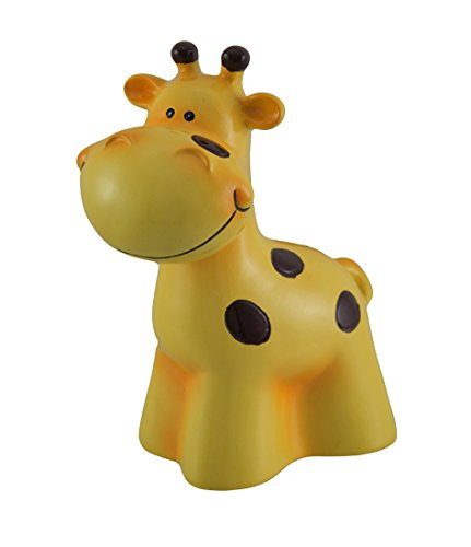 Whimsical Yellow Giraffe Bank Piggy Bank Money
