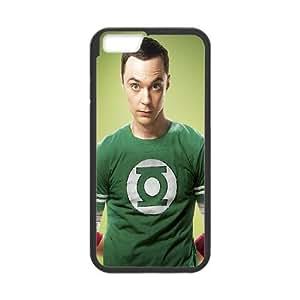 iPhone 6 4.7 Inch Cell Phone Case Black Big Bang Theory Sheldon Vgedh