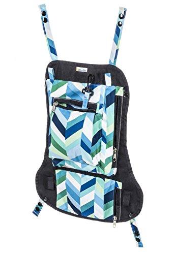 k'Boodle Attachable Diaper Bag