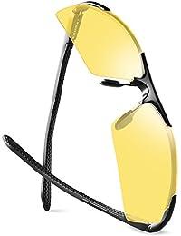 Night Driving Glasses Anti-Glare Polarized,HD Night...