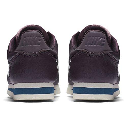 Zapatillas Cortez Nike Port Wine para Classic Port Blue Wine Gimnasia space de Mujer ZBBARWq