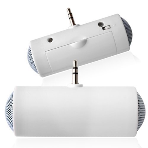 ESUMIC 3.5mm Mini Portable Stereo Speaker for iPod iPhone MP