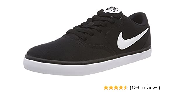 3892360f974285 Amazon.com  NIKE SB Check Solarsoft Canvas  Nike  Shoes