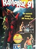 WWF Rampage 91 [VHS]