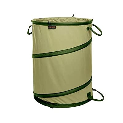 Fiskars Consumer Prod 94056949 30-Gallon Lawn / Leaf Bag Holder