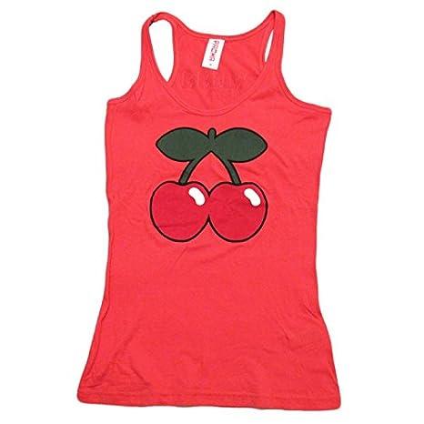 0a210bba67876 Pacha Débardeur Femme Rouge Basique à Logo Cerise - Rouge, XS - Extra  Small: Amazon.fr: Vêtements et accessoires