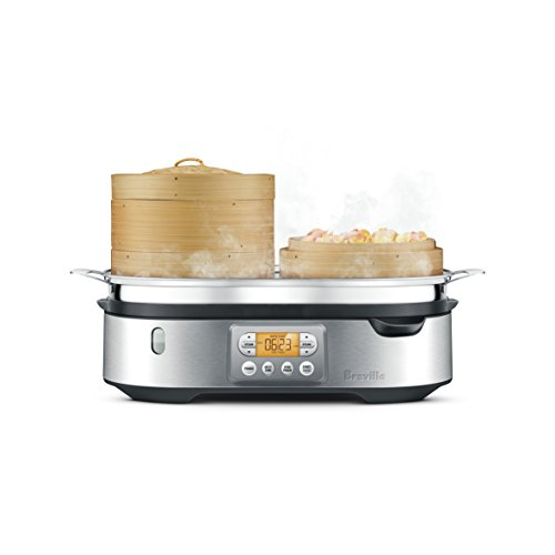 Breville BFS800BSS Food Steamer, Silver by Breville (Image #5)