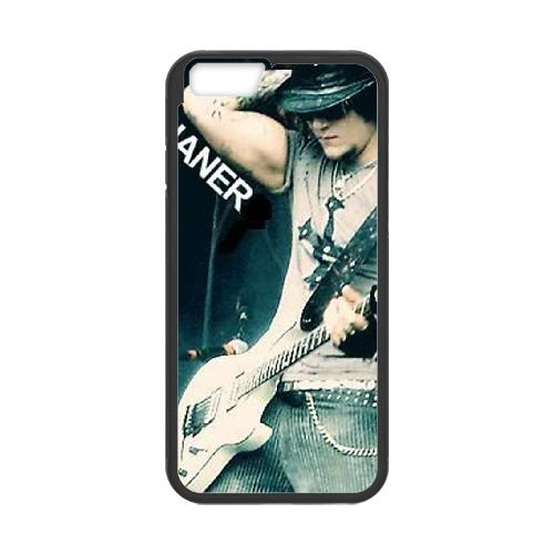 Avenged Sevenfold coque iPhone 6 4.7 Inch Housse téléphone Noir de couverture de cas coque EBDOBCKCO12775