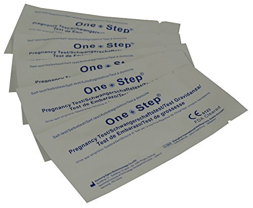 One Step 100 x Ovulation Test Strips 20mIU Fertility Tests + 20 x 10mIU Pregnancy Test Strips by One Step (Image #4)